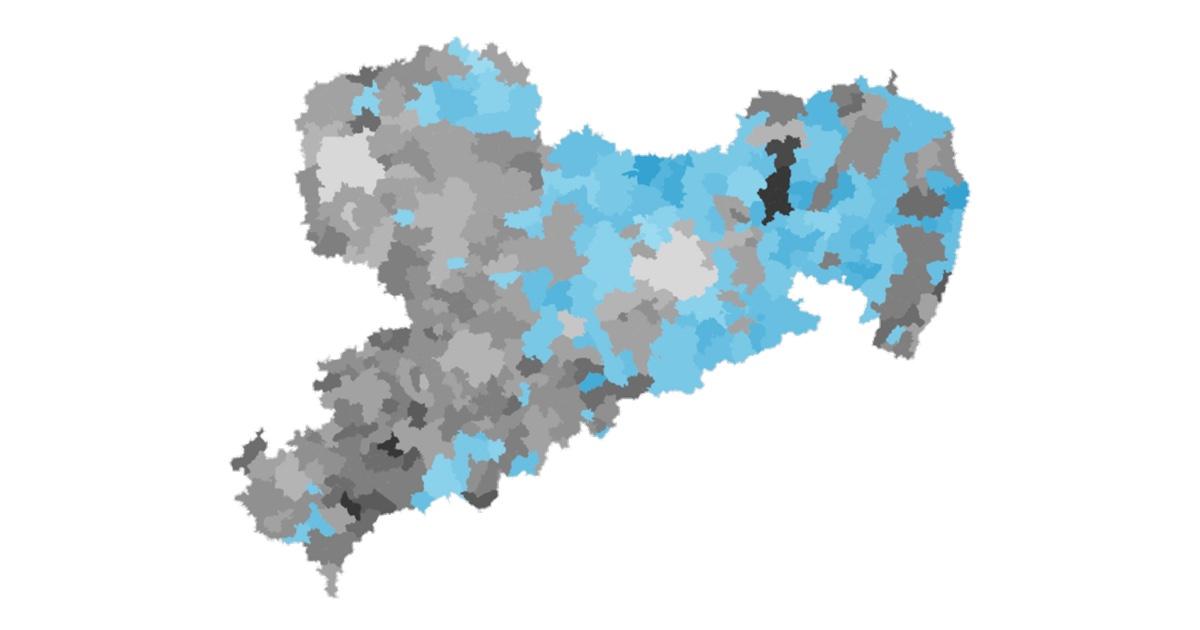 Landtagswahl 2019 So Hat Sachsen Gewahlt